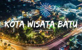 Kota Wisata Batu Malang Jawa Timur Indonesia